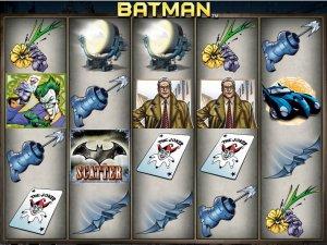 Batman machine à sous