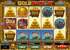 Gold Factory Machine à Sous
